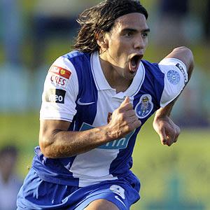 Falcao es el Mejor Jugador de Abril en la Liga de Portugal