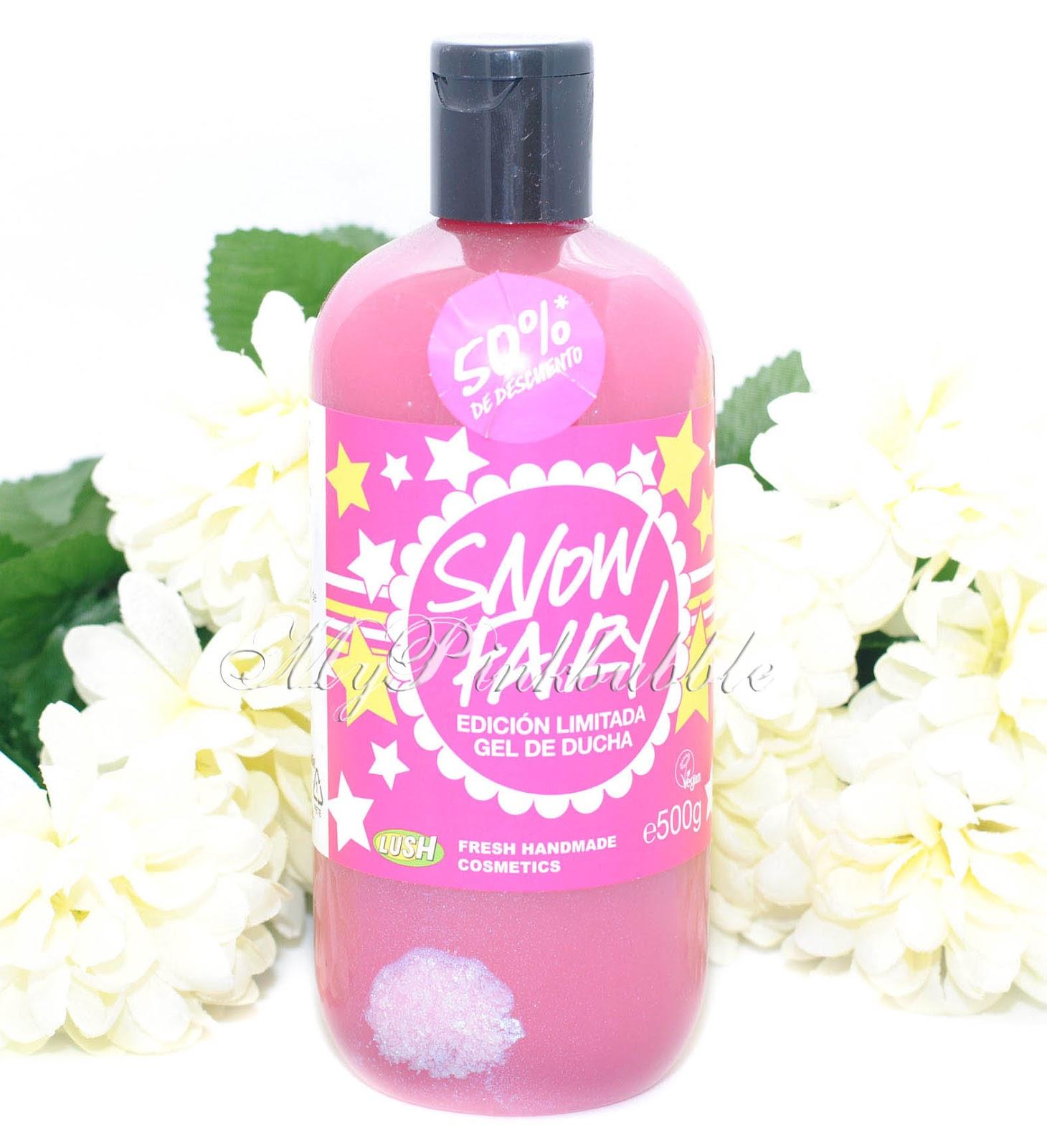 Snow fairy lush