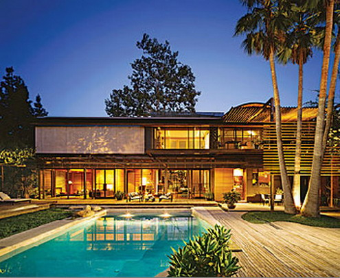Homes Of Hollywood Celebrities Demi Moore Hollywood