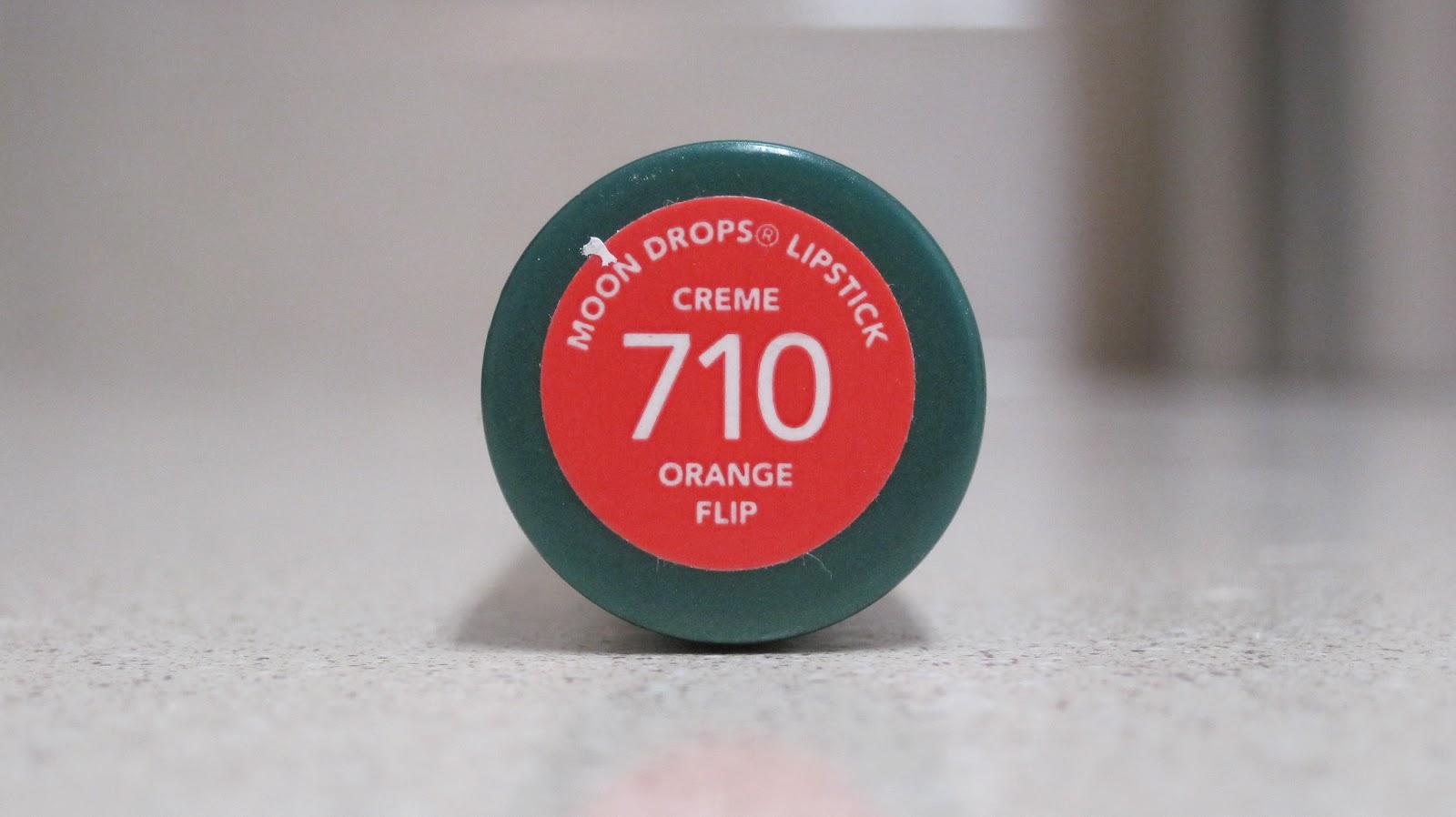 Revlon Orange Flip Orange Lipstick...