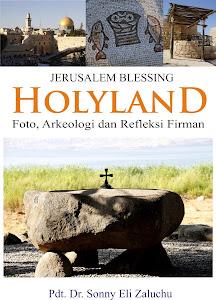 BEST SELLER BOOK: HOLYLAND - Jejak Langkah Tuhan
