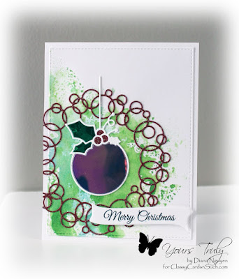 Diana Nguyen, Memory Box, Ornament, Christmas