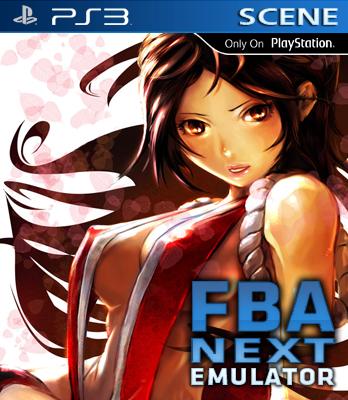FBANext PS3 r490: Emulador multi-arcade
