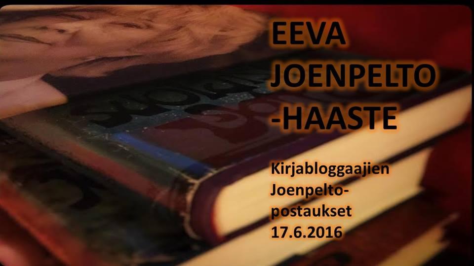 Eeva Joenpelto -haaste!