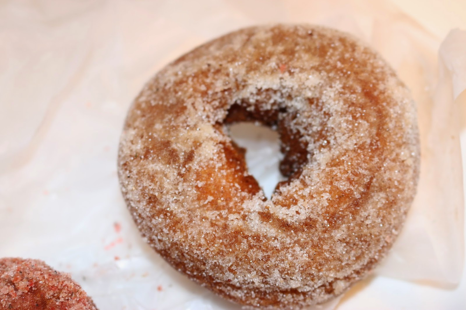 Philly Food Blog: Federal Donuts Vanilla Spice Donuts