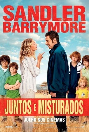 Download Filme Juntos e Misturados HDRip AVI + RMVB Dual Áudio