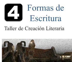 4 Formas de Escritura: Taller de Creación Narrativa