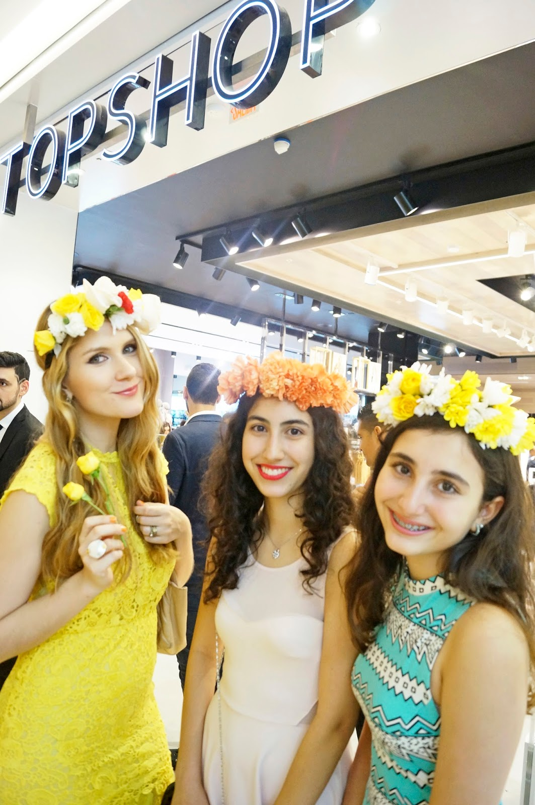 Opening of Topshop in Panama City