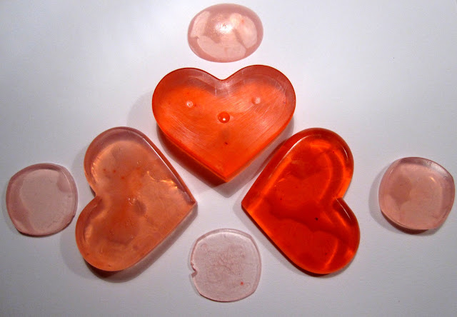 Handmade soap Käsintehty saippua