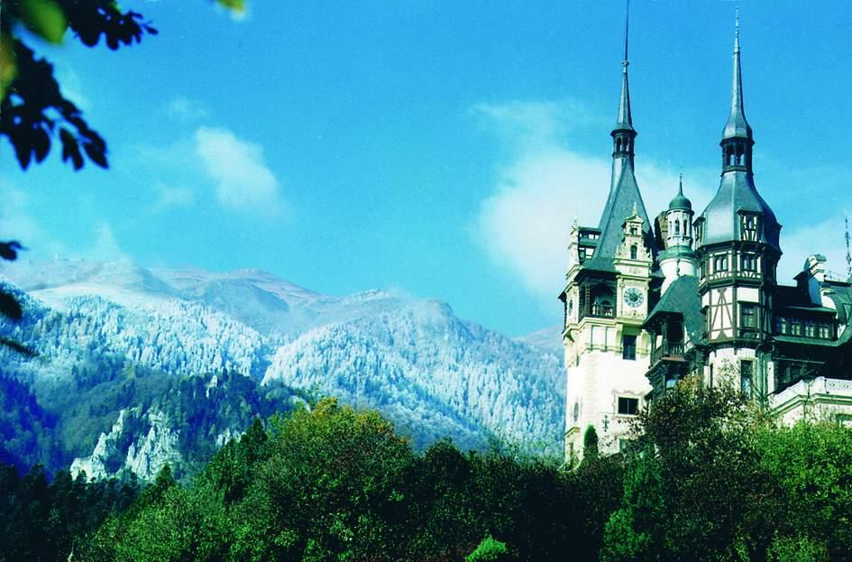 Transylvania Castle Ro A