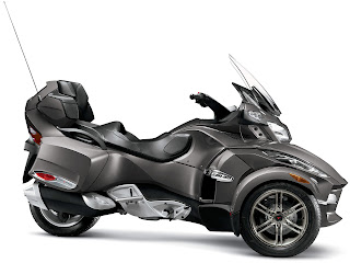 2012 Can-Am Spyder RT-S Review Motorcycle Photos 4