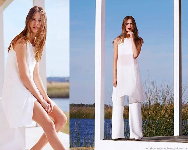 Ropa de mujer moda primavera verano 2016. Moda 2016 ropa de mujer Estancias Chiripa primavera verano 2016.