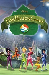 Đại Hội Ở Pixie - Pixie Hollow Games