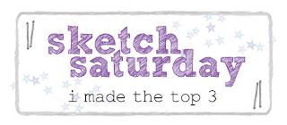 In de top 3 bij Sketch Saturday
