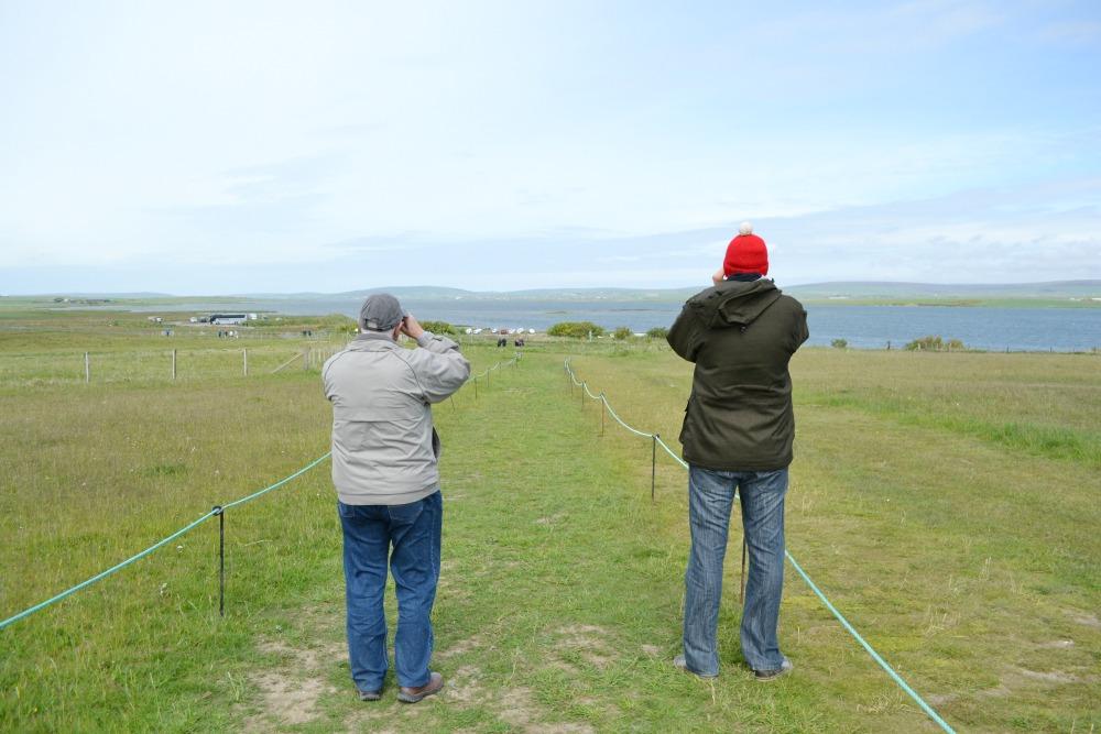 binoculars orkney