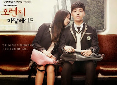 Korean Drama Orange Marmalade 2015 Subtitle Indonesia