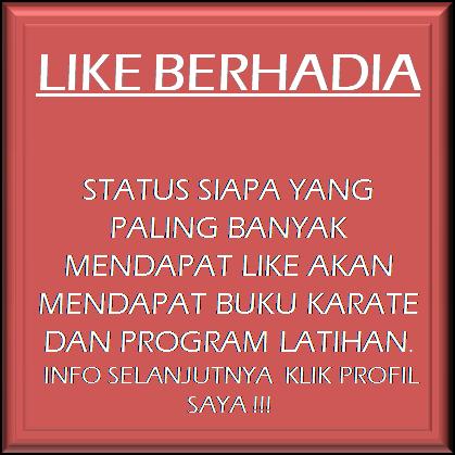 LIKE BERHADIA BUKU