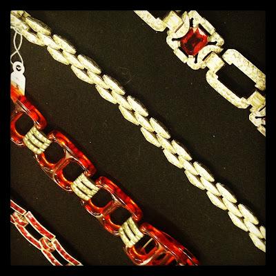 Carole Tanenbaum vintage bracelets