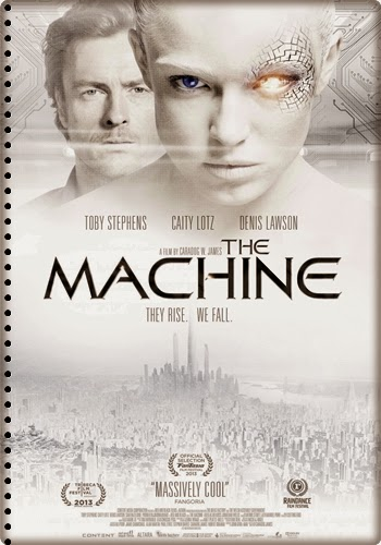 A Gép - The Machine (2013) online film