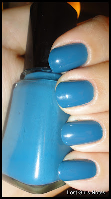 chanel blue boy dupe attempt aquatic franken