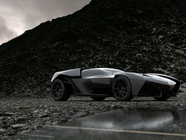 2016 lamborghini ankonian concept 2016 lamborghini ankonian concept    Lamborghini Concept 2016