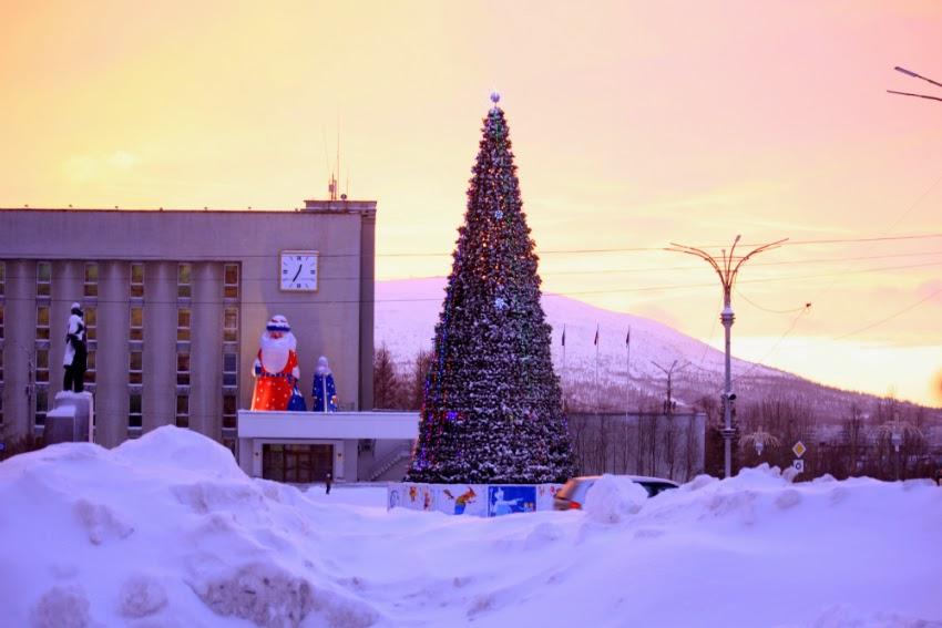 Мончегорск, Заполярье, Мурманск, путешествие по России, Kate&Stuff