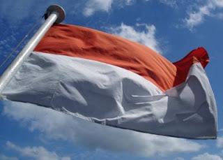 Bendera Merah Putih Berkibar - [www.zootodays.blogspot.com]