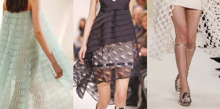 Spring Haute Couture  2014 Details of Christian Dior