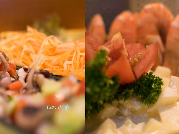 Japanese & Western Buffet Dinner @ Cititel Hotel, Penang