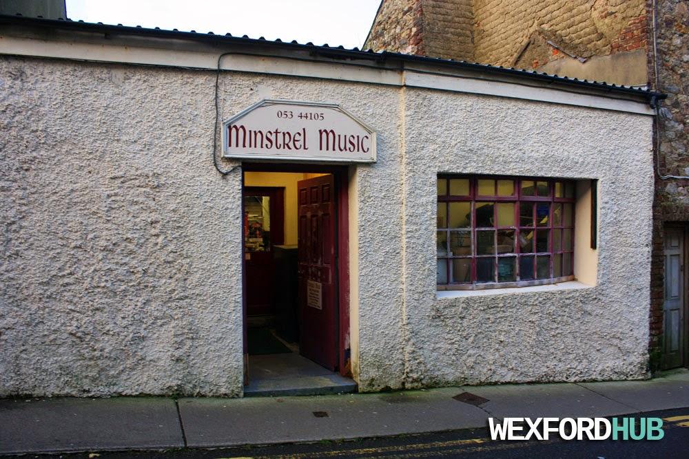 Minstrel Music, Wexford