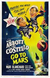 Abbott y Costello van a Marte (1953) Descargar y ver Online Gratis