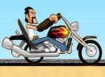 لعبة خدع سائق الدراجة