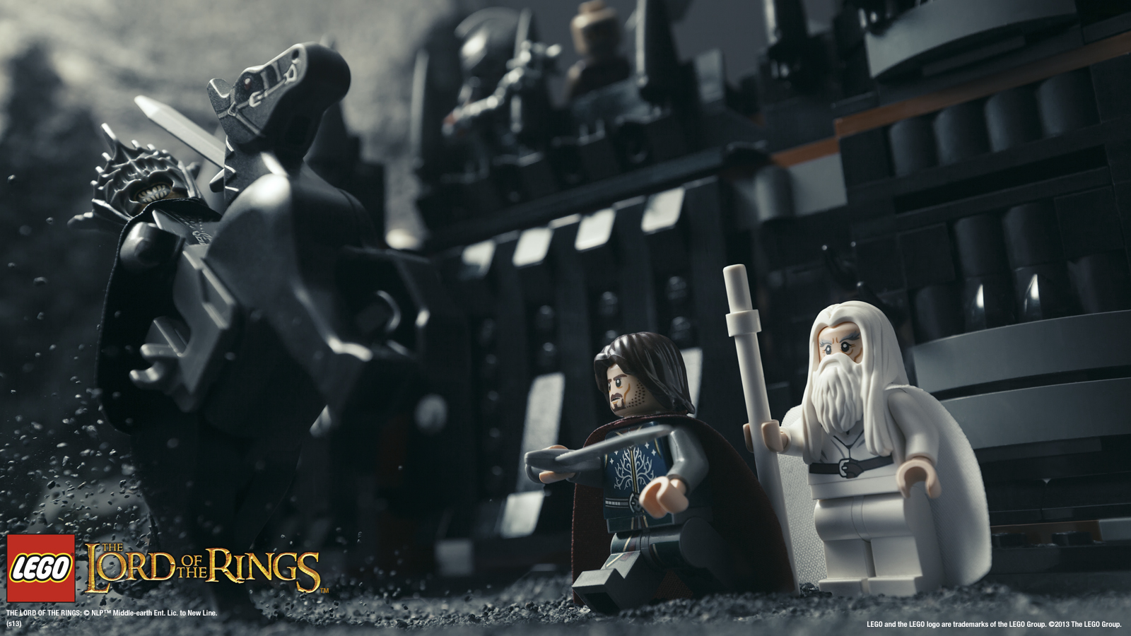Communitylego T5 LORD OF THE RINGS Gallery Refugee And LotR Fan Wallpaper M P 6208754U6208754