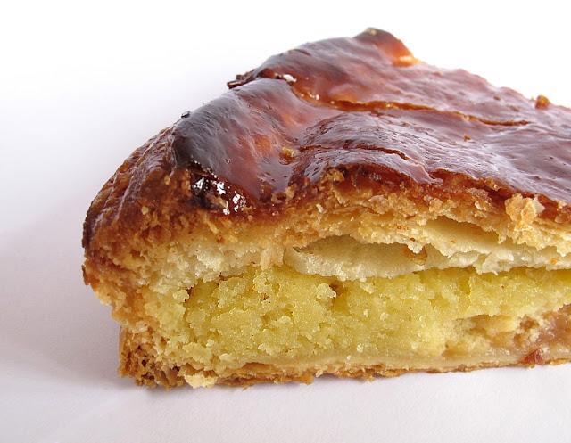 Pâtisserie Sébastien Dégardin - Galette frangipane pomme yuzu
