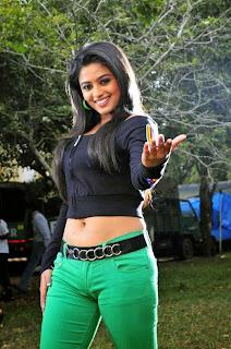 Spicy navel Priyamani