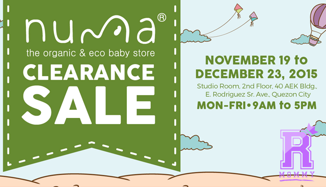 The Numa Baby Clearance Sale Rookie Mommy Ph
