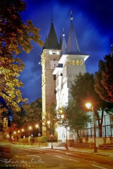 Stephen's Tower Baia Mare