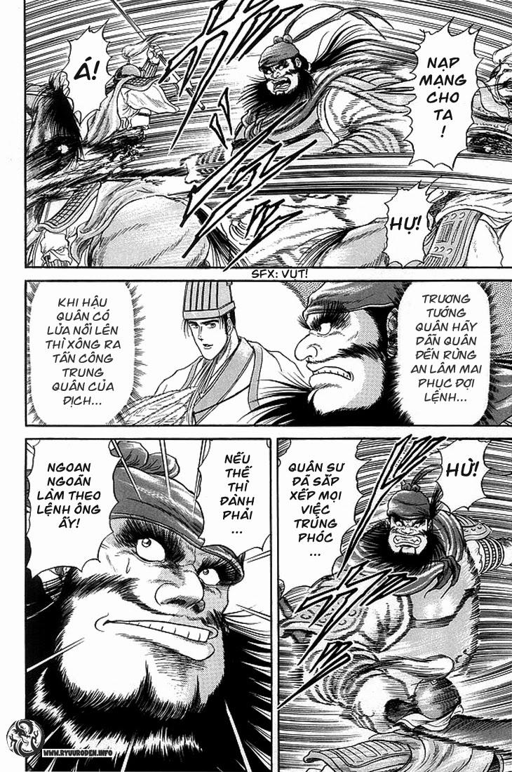 Chú Bé Rồng - Ryuuroden chap 8 - Trang 31
