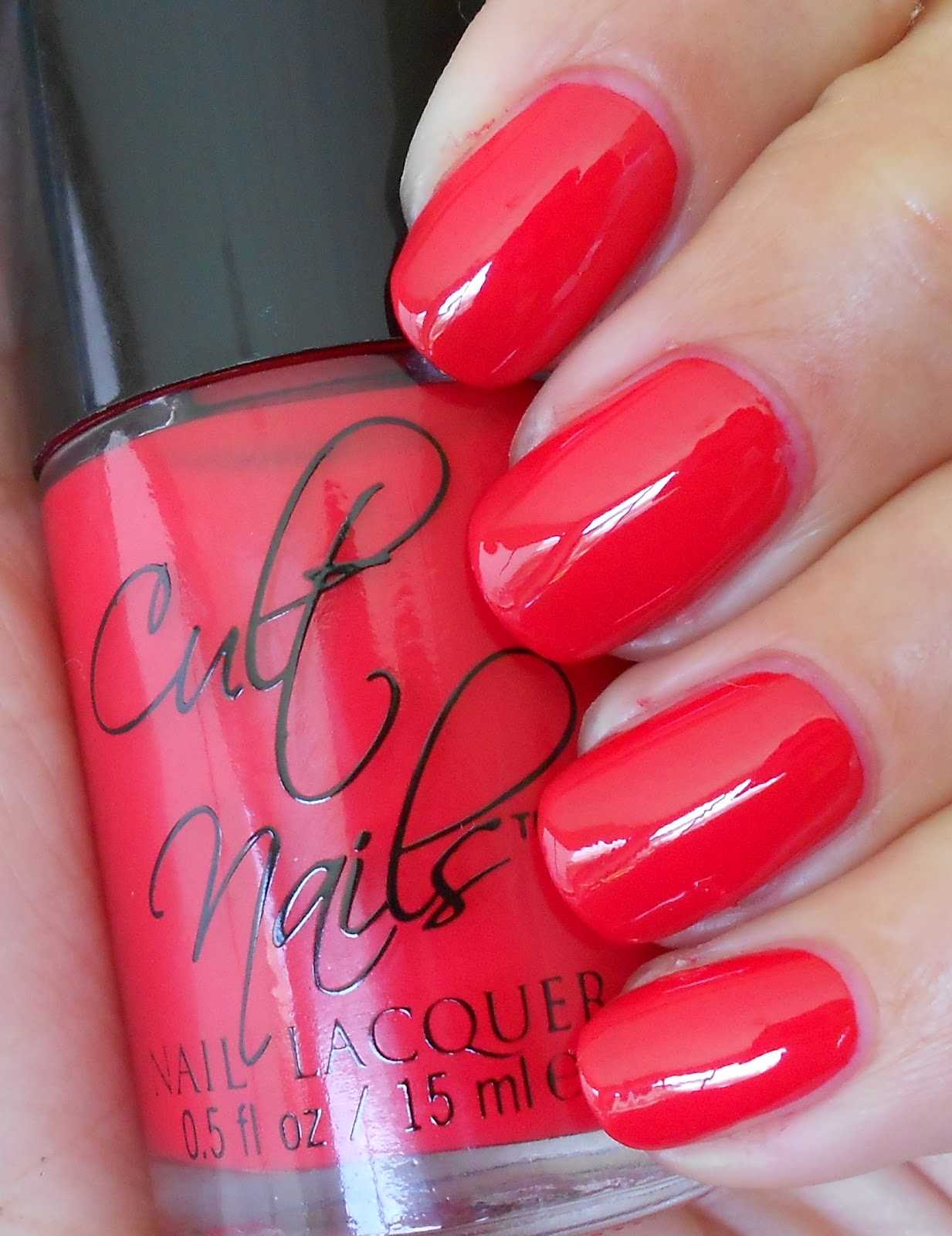 Cult Nails Blog: May 2012