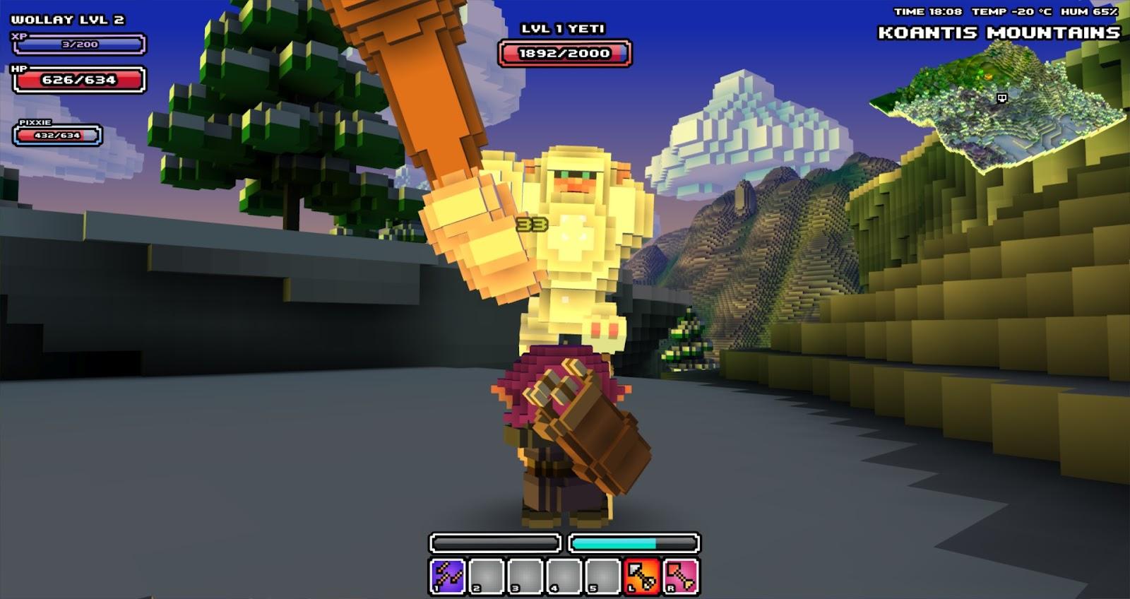 Cube World v 0.1.1