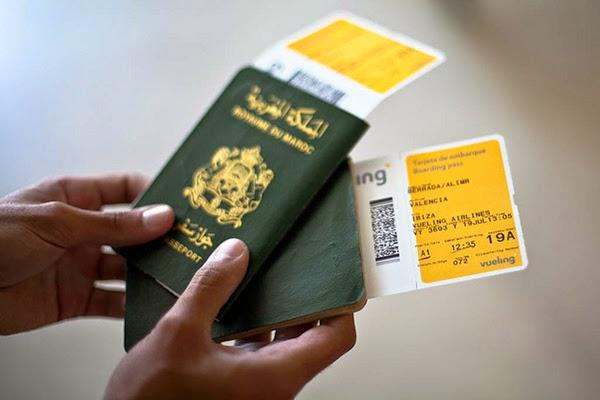 موقع لمعرفة البلدان التي يمكنك السفر اليها بدون تأشيرة ومدة الإقامة