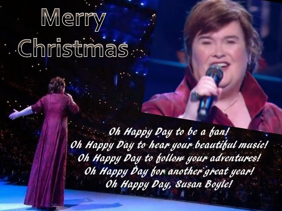 "Merry Christmas ""Oh Happy Day"""