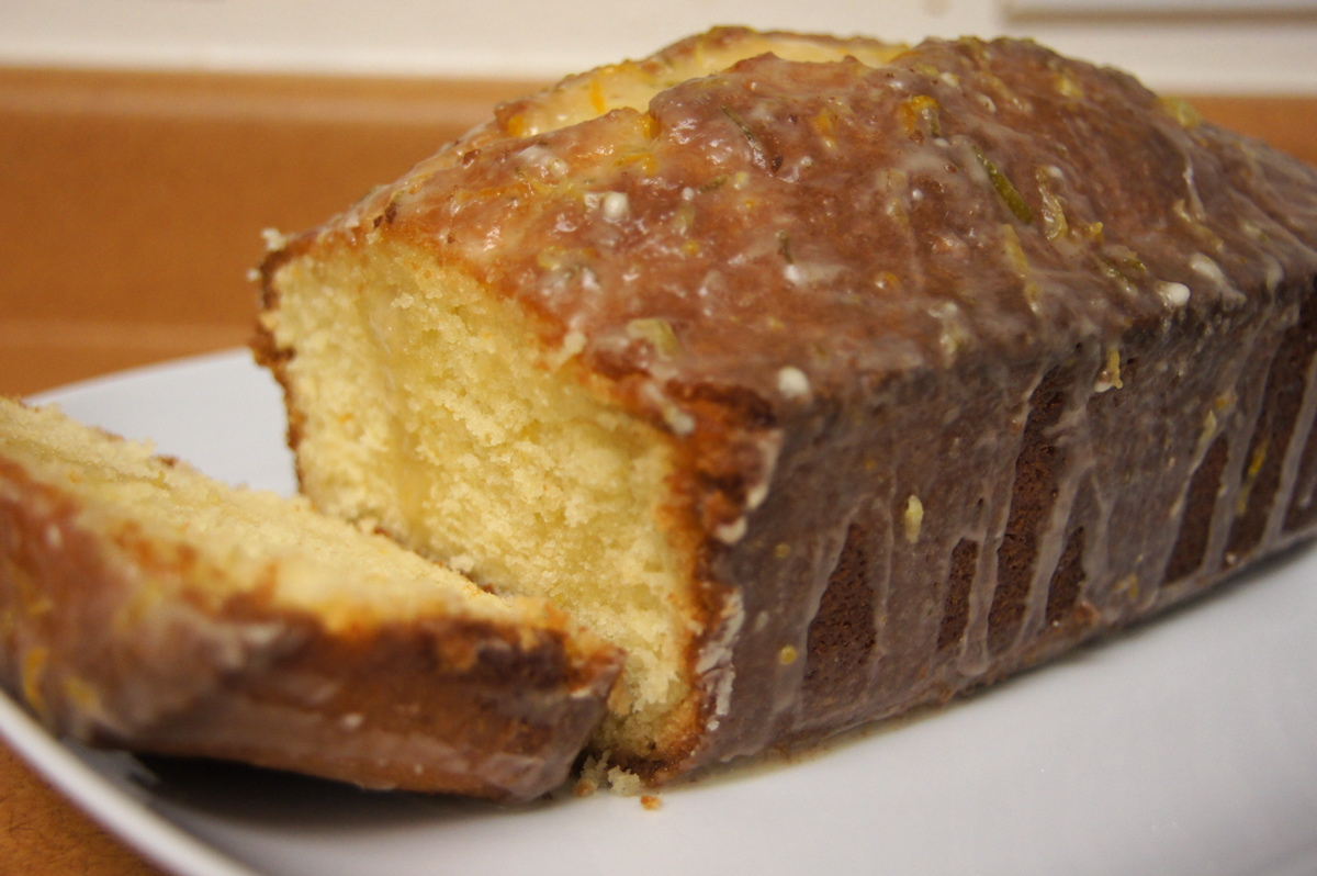 Serve andenjoy the Cream Cheese Pound Cake Recipe Dessert
