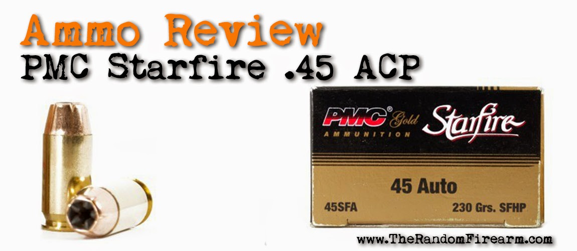http://www.therandomfirearm.com/2014/12/pmc-starfire-45-review.html