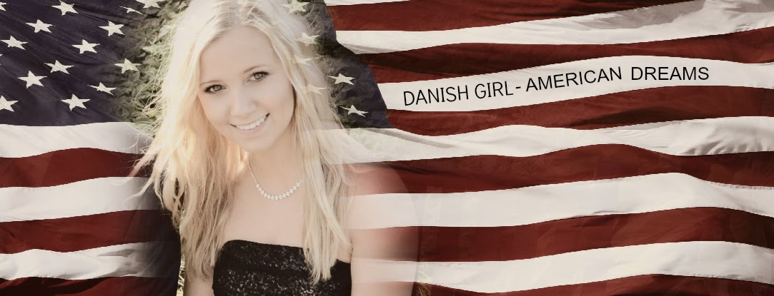 DANISH GIRL - AMERICAN DREAMS