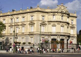 Casa de América de Madrid