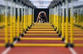 Quantos obstáculos se tem que saltar numa vida?