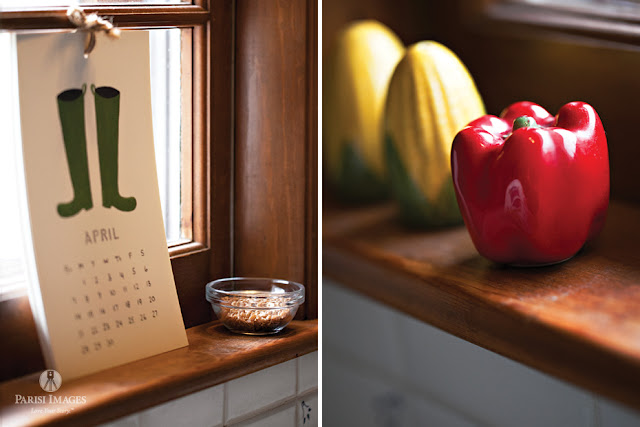 this beautiful life rifle_paper_co_calendar_in_kitchen_with_wheat_kernals