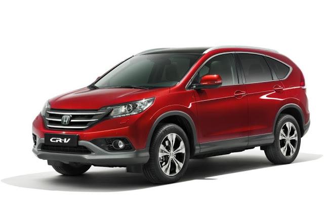 фото Honda CR-V 2013