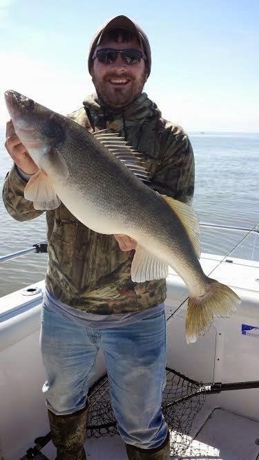 Erie drifter sportfishing charter for Lake erie pier fishing